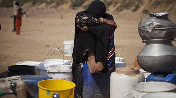 کراچی میں کھربوں روپے خرچ کرکے بھی کچھ نہ بدلا، تیسری نسل بھی پانی کیلئے سرگرداں
