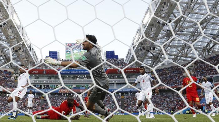 ورلڈ کپ 2018: بیلجیئم نے پاناما کو تین صفر سے شکست دیدی