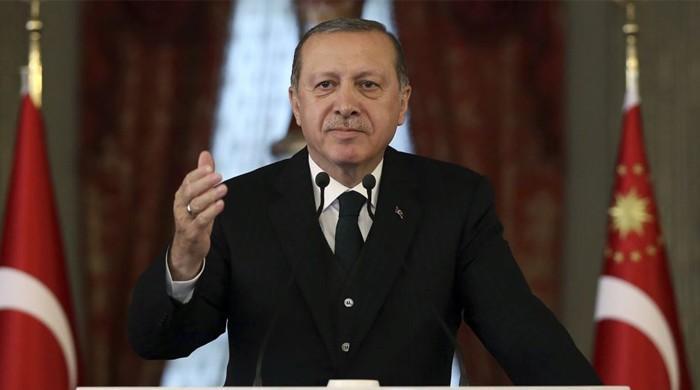 اسٹریٹجک پارٹنر کہنے والوں کے آگے سر نہیں جھکائیں گے، ترک صدر