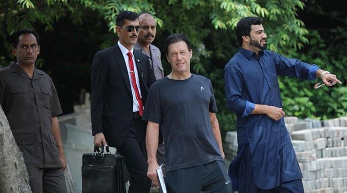 وزیراعظم بننے کے بعد بھی عمران خان کا ورزش کا معمول برقرار