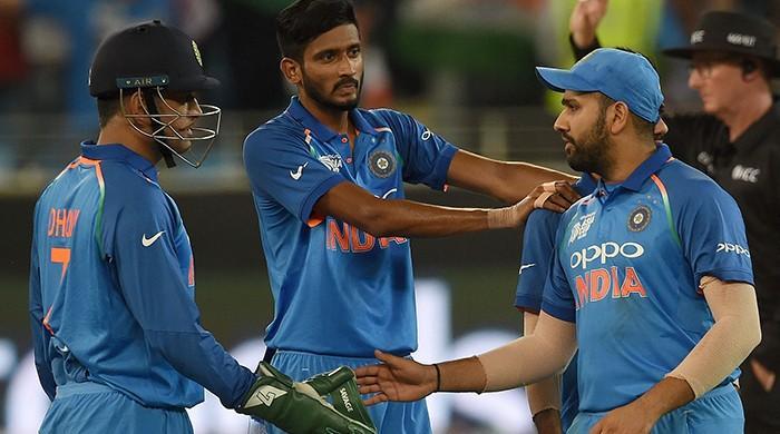ایشیا کپ: بھارت نے ہانگ کانگ کو 26 رنز سے شکست دیدی