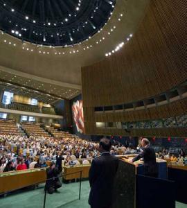 وزیرخارجہ اقوام متحدہ کے جنرل اسمبلی اجلاس میں شرکت کیلئے امریکا روانہ