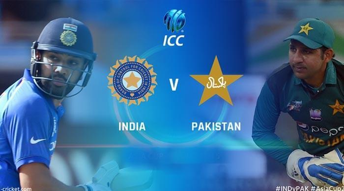 ایشیا کپ کا ایک اور بڑا مقابلہ:  پاکستان اور بھارت کا کل پھر ٹکراؤ ہوگا