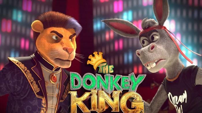 ڈونکی کنگ: شیر اور طنز، گدھا اور مزاح، سب ایک ساتھ سب کیلئے