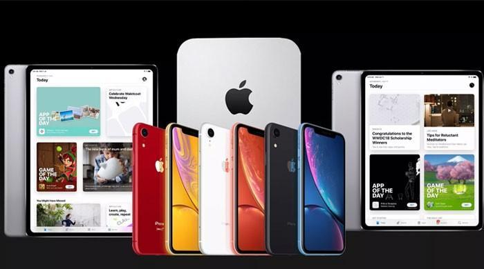 ایپل کا نئے آئی پیڈز اور میک کمپیوٹر 30 اکتوبر کو متعارف کرنے کا اعلان