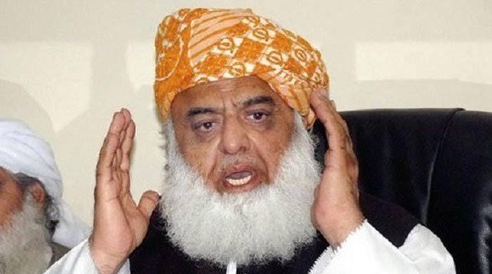 اطاعت کی ہے نہ کروں گا، یہ بغاوت ہے تو کرتا رہوں گا: فضل الرحمان کا وزیراعظم کو جواب