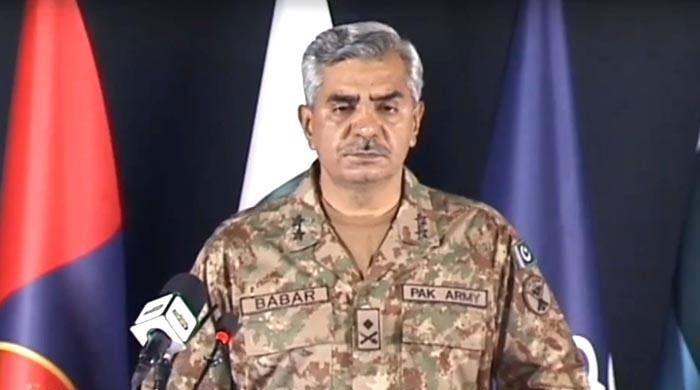 بھارت نے کوئی جرات کی تو پاک فوج ہر طرح سے تیار ہیں ، ڈی جی آئی ایس پی آر