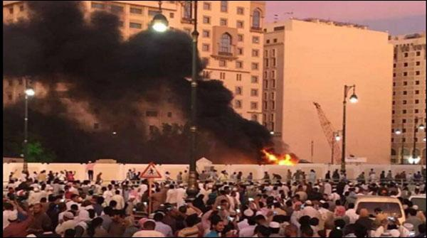 سعودی عرب: مدینہ منورہ اور قطیف میں دھماکے