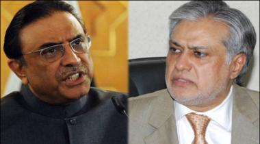 Ishaq Dar To Meet Asif Zardari In Dubai