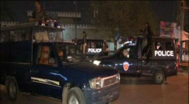Karachi Firing Incidentstwo Killed5 Injured