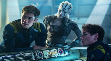Star Trek Beyond Took The Top Position When Released
