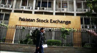David Hale Visits Pakistan Stock Exchange