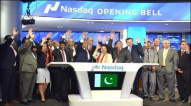Us Stocks Nasdaq Hosts Pakistan Independence Day Event