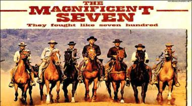 Action Film The Magnificent Seven To Be Released On September 23