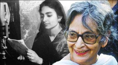 Renowned Amrita Pritam Still Alive In The Hearts Of Fans