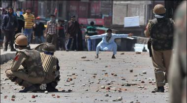 Occupied Kashmir Anti India Slogans Tension In Valley