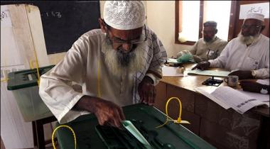 Pp 7 Taxila By Election Polling Starts