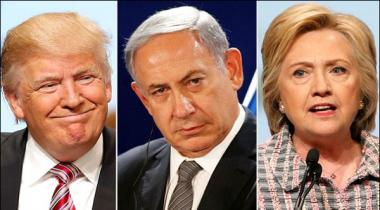 Us Presidential Candidates Tring To Get Isreal Willingness