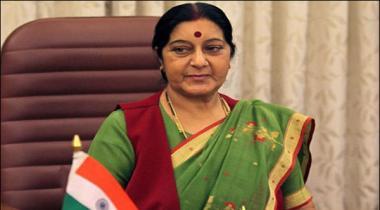 Sushma Swarajs Speech Before The Un Relax Curfew In Kashmir