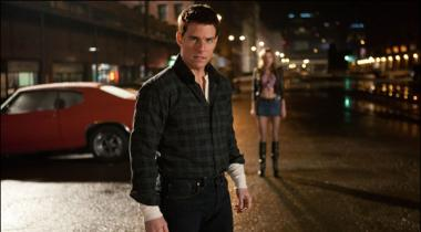 The Tom Cruise Action Movie Jack Reacher Never Go Back Trailer