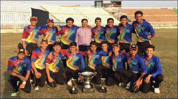 National Under 19 Karachi Won By 9 Wickets To Peshawar