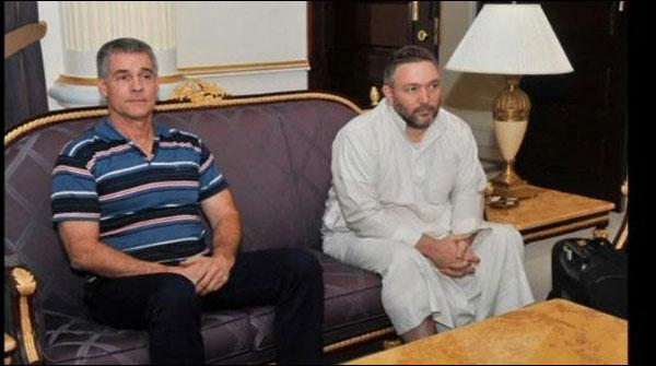 2 Us Prisoners Released From Houtis In Yemen