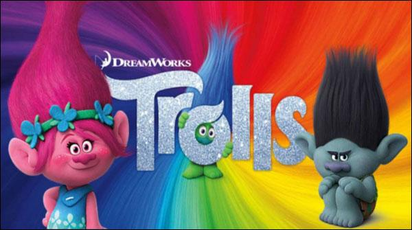 New Animated Movie Trolls New Trailer Released