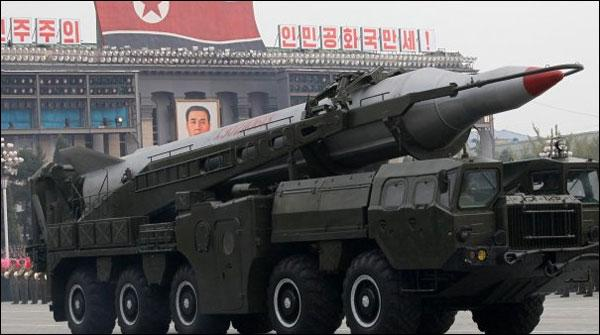 North Koreas Missile Test Failed Claims South Korea