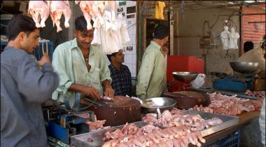 Peshawar Poultry Prices Increase