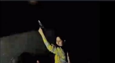 Local Female Singer Open Fire In Lodhran