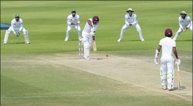 Pakistantest Team Near To Another Victory In Abu Dhabi