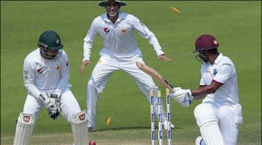 Abu Dhabi Test Pakistan Needed To 6 Wickets For Win