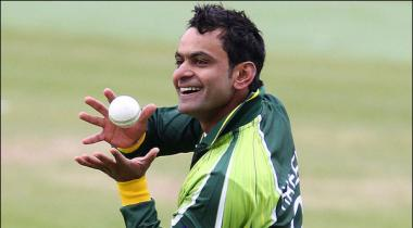 Mohammad Hafeez Applied For Bowling Action Test