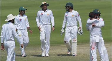 Pakistan Won The Dubai Test