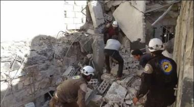 22 Killed As Russian And Syrian Jets Strikeon Idlib