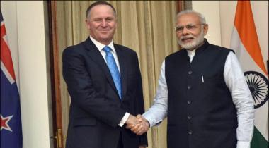 New Zealand Pm Dodges India On Nsg Issue