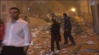 Italys Central Earthquake Injured Dozens Of People