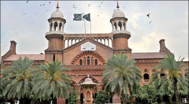 Lhore High Court Hears Case Against Islamabad Sit In