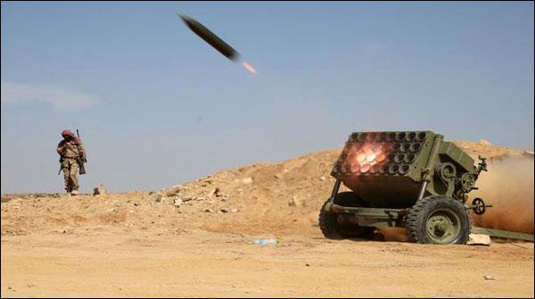 Hotis Fired Missile Intercepted And Destroyed Far Away From Mecca Brigadiar Al Asiri