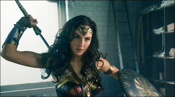 New Fantasy Movie Wonder Woman Second Trailer