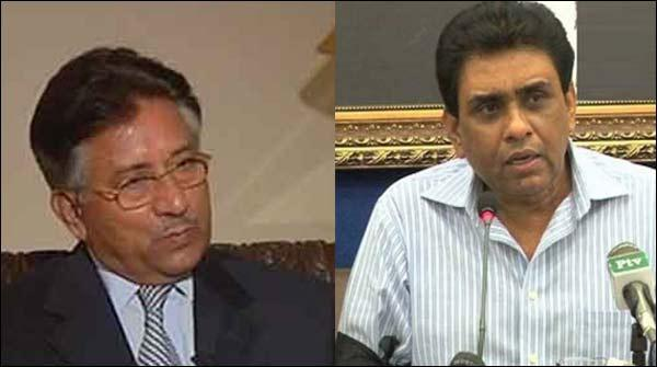 Pakistani Politics Reach Dubai
