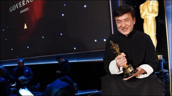 Lifetime Achievement Oscar Jeckie Chan