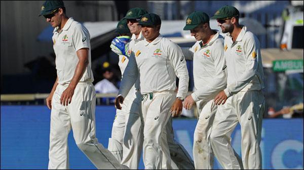 Australian Media Team Ki Nakis Karkardagi Par Phat Para