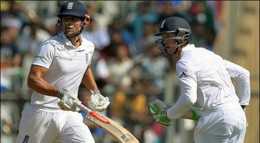 Mumbai Test Mae England Ke 5 Wicket Par 288 Runs