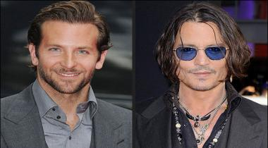 Johnny Depp Ky Muqablay May Bradley Cooper Baday Kamaow Pooth