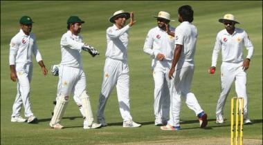 Pakistan Ney Tour Match Mein Australia Eleven Ko Hara Diya