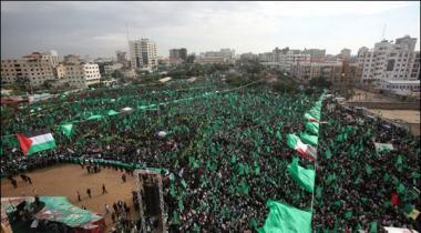 Hamas Ky Yom E Tasees Per Jalos Aik Lakh Afrad Ki Shirkat
