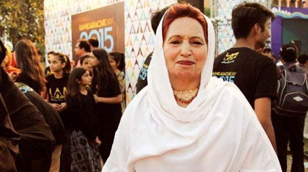 پشتو زبان کی معروف گلوکارہ 'معشوق سلطان ' انتقال کرگئیں