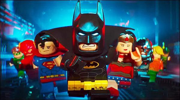 3d Animated Film The Lego Batman Movie Ka Naya Trailor Jari