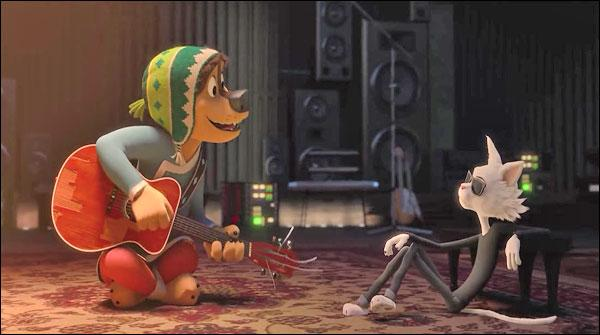 Animated Film Rock Dogs First Trailer Released
